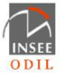insee odil