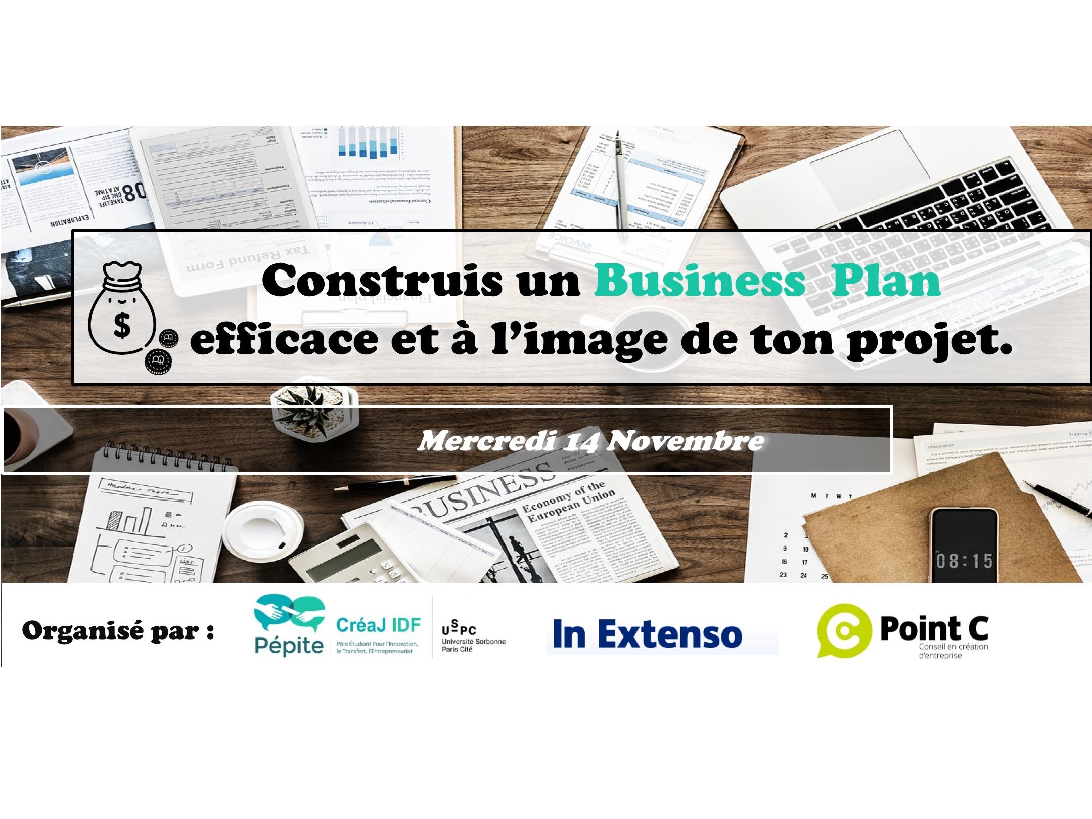Atelier-businessplan